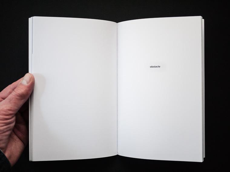 Livre Affleurement de Gilles Picarel initié à Valparaiso au Chili et publié chez l'Harmattan