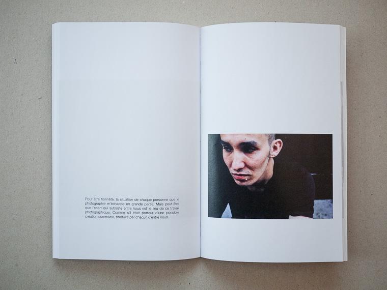 Livre les frontières de l'extériorité de Gilles Picarel publié chez l'Harmattan sur l'association Le refuge