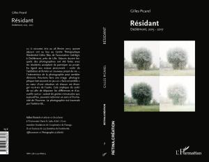 Affleurement, livre de gilles picarel réalisé avec le CTR de l'association Cedragir à Deulémont et publié chez l'Harmattan