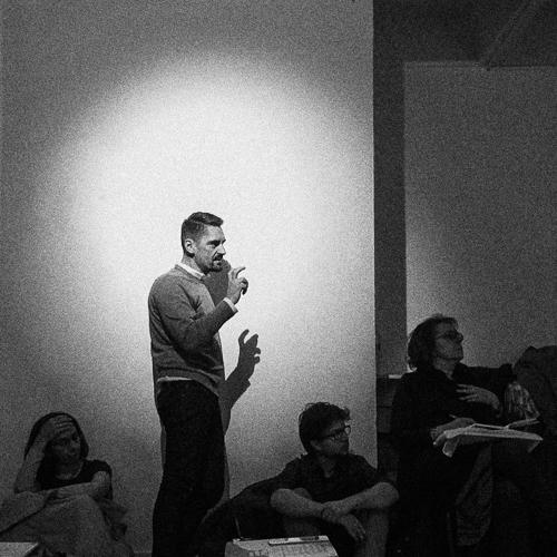 Intervention de Gilles Picarel à la Journée d'étude Photographie & extériorité à l'Université Paris 8 en 2016